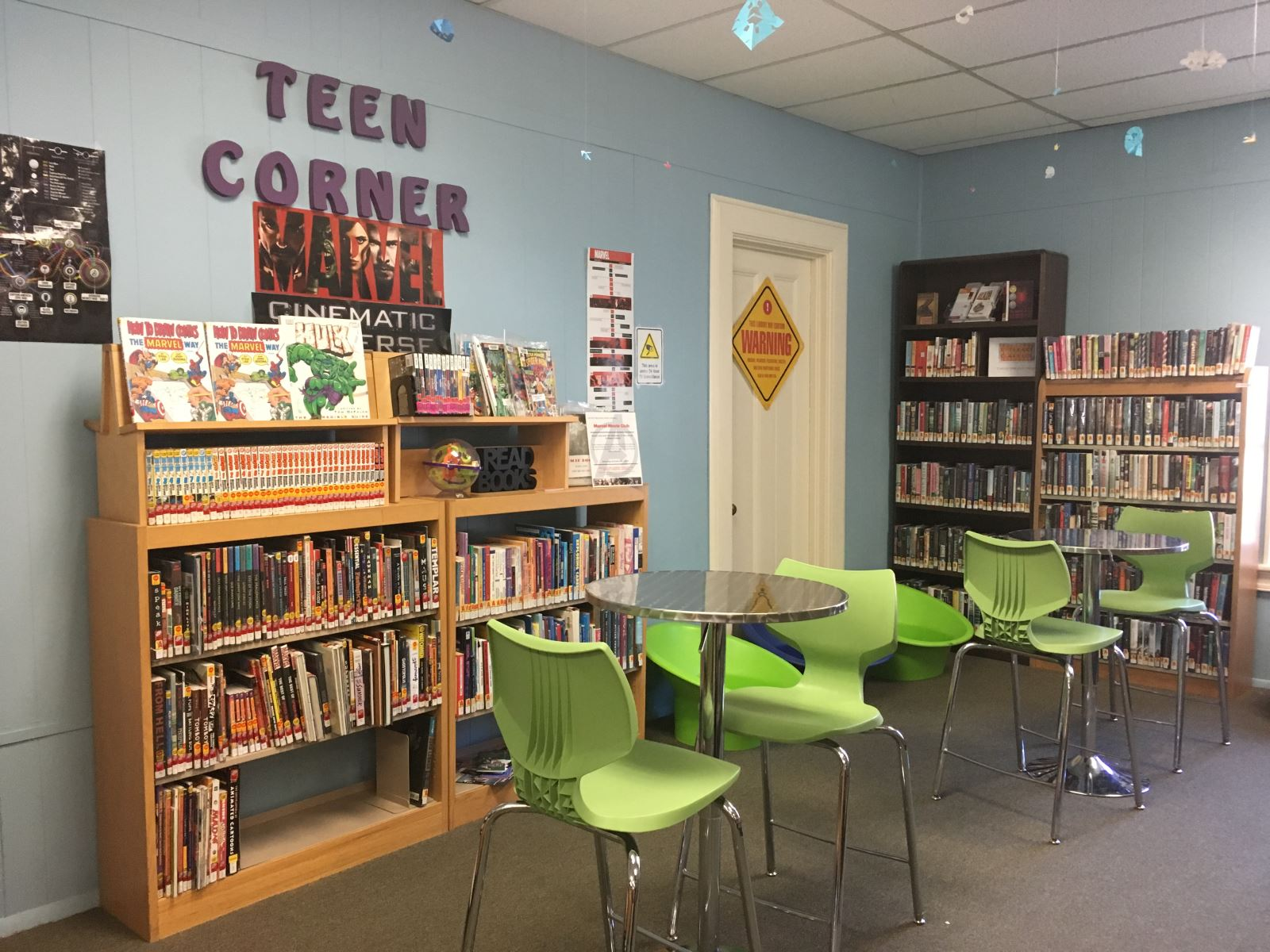 Port Jervis Free Library